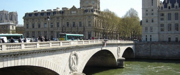 Unusual trip to Paris; a new perspective on the capital